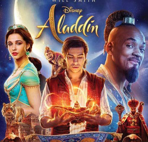 Aladdin 4K 2019 Ultra HD 2160p