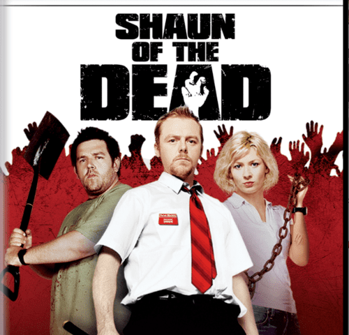 Shaun of the Dead 4K 2004 Ultra HD 2160p