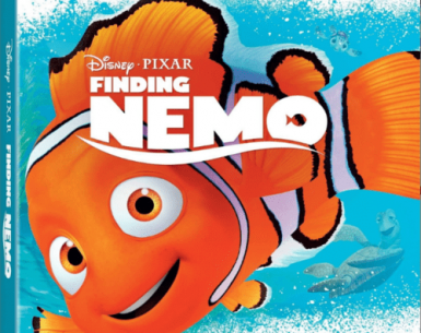 Finding Nemo 4K 2003 Ultra HD 2160p
