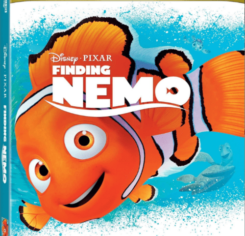 Finding Nemo 4K 2003 Ultra HD 2160p