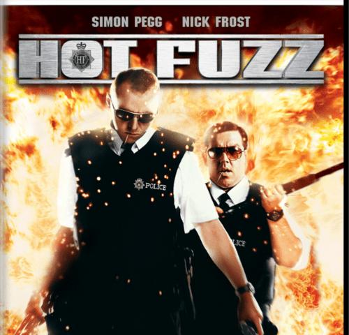Hot Fuzz 4K 2007 Ultra HD 2160p