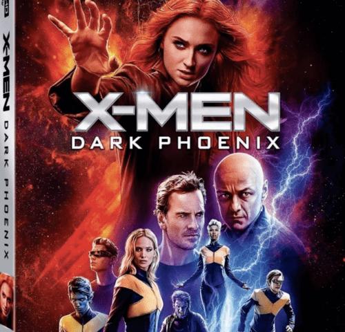 Dark Phoenix 4K 2019 Ultra HD 2160p