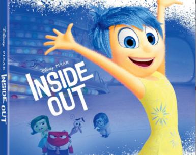Inside Out 4K 2015 Ultra HD 2160p