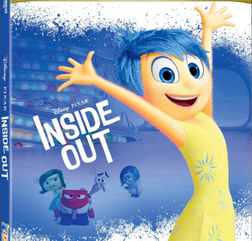 Inside Out 4K 2015 Ultra HD 2160p