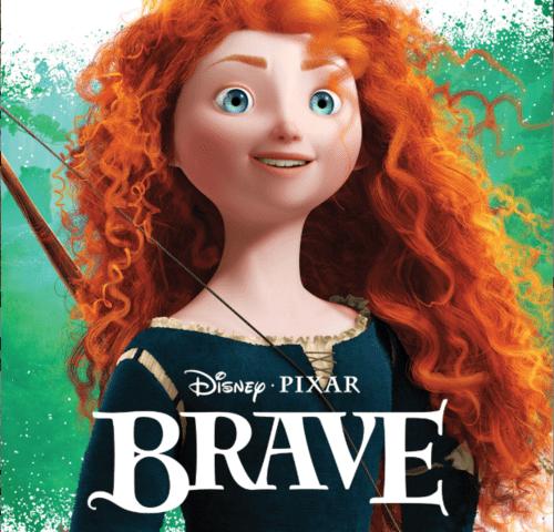 Brave 4K 2012 Ultra HD 2160p