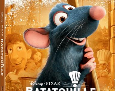 Ratatouille 4K 2007 Ultra HD 2160p