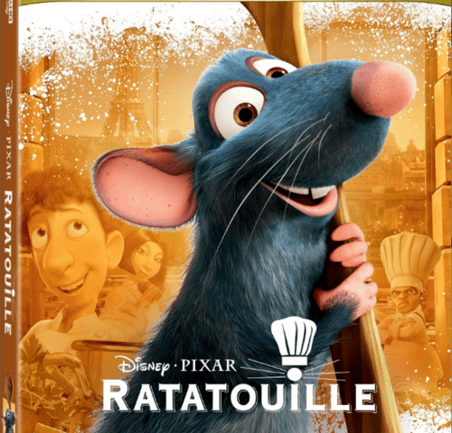 Ratatouille 4K 2007 Ultra HD 2160p