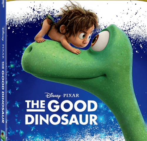 The Good Dinosaur 4K 2015 Ultra HD 2160p