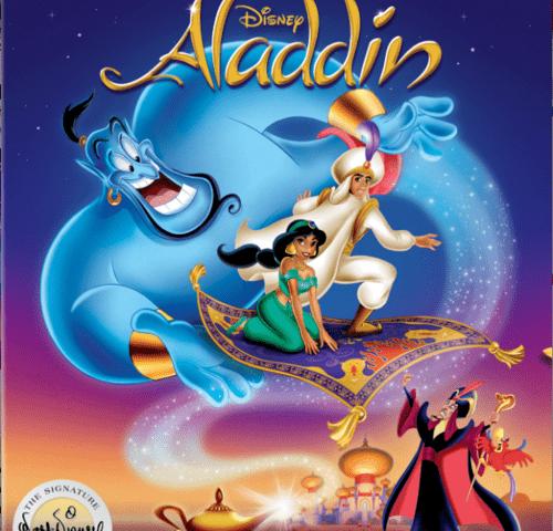 Aladdin 4K 1992 Ultra HD 2160p