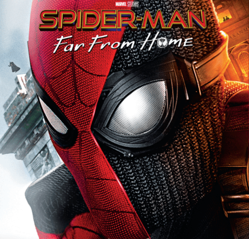 Spider-Man Far from Home 4K 2019 Ultra HD 2160p