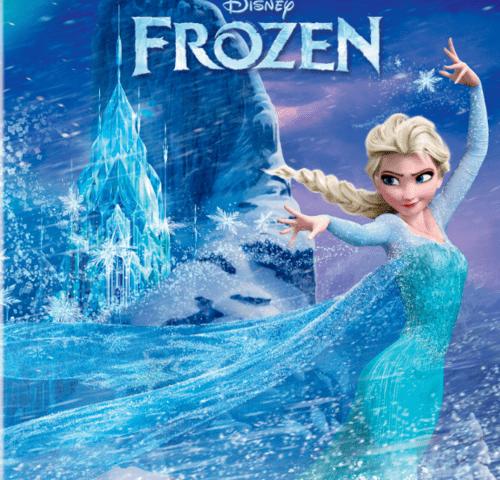 Frozen 4K 2013 Ultra HD 2160p