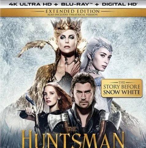 The Huntsman: Winter's War 2016 BluRay Ultra HD 2160