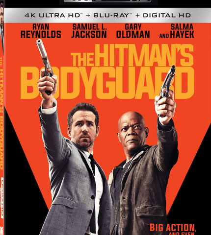 The Hitman's Bodyguard (2017) 4K Ultra HD 2160p