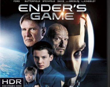 Ender's Game 2013 4K Ultra HD