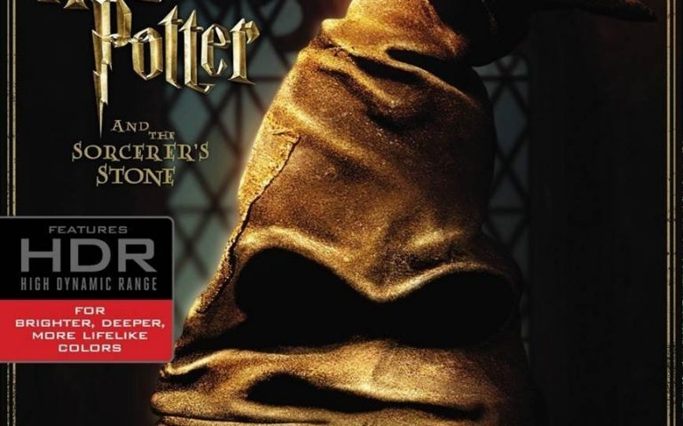 Harry Potter and the Sorcerer's Stone 2001 4K Ultra HD 2160P