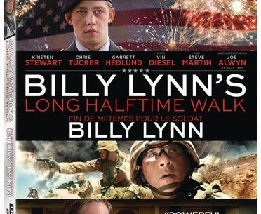 Billy Lynn's Long Halftime Walk 4K 2016 Ultra HD 2160p