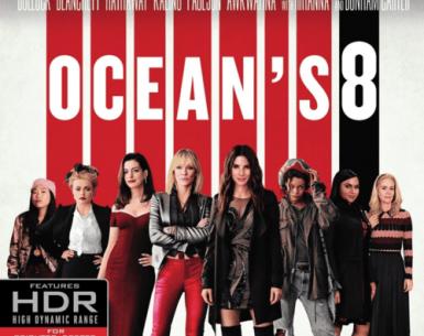 Ocean's Eight 4K 2018 Ultra HD 2160p