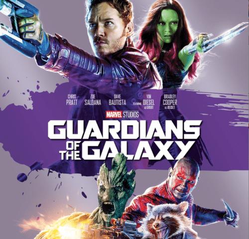 Guardians of the Galaxy 4K 2014 Ultra HD 2160p