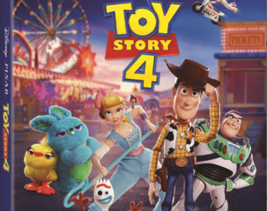 Toy Story 4 4K 2019 Ultra HD 2160p