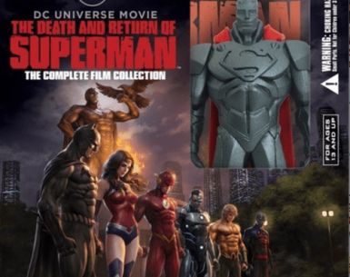 The Death and Return of Superman 4K 2019 Ultra HD 2160p