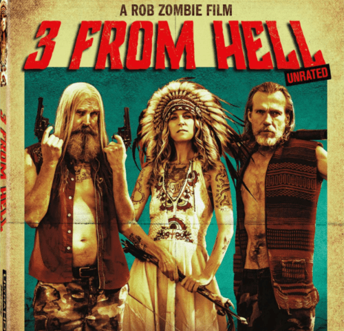 3 from Hell 2019 4K UNRATED Ultra HD 2160p