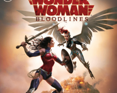 Wonder Woman Bloodlines 4K 2019 Ultra HD 2160p