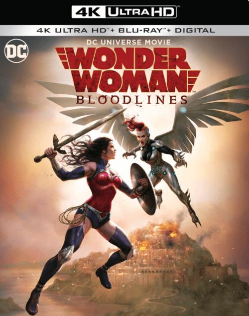 Download Film Wonder Woman Bloodlines 2019
