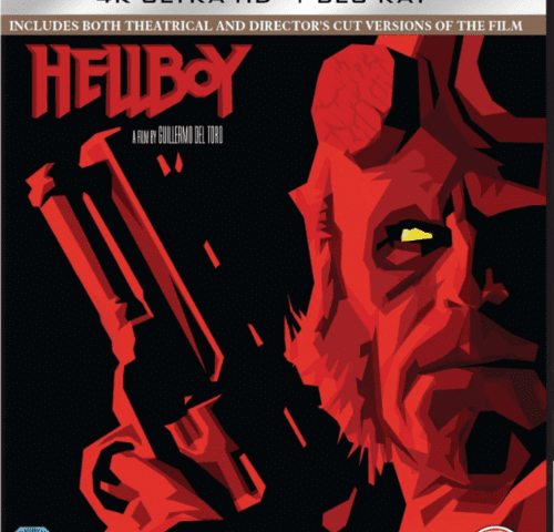 Hellboy 4K 2004 DC Ultra HD 2160p