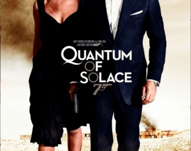 Quantum of Solace 4K 2008 Ultra HD 2160p
