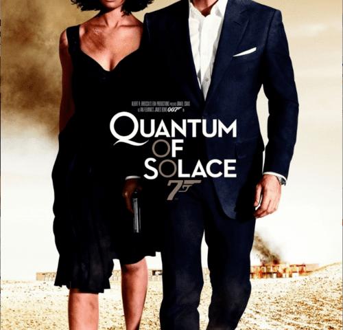 Quantum of Solace 4K 2008 Ultra HD 2160p