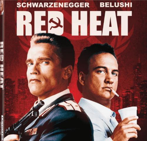 Red Heat 4K 1988 Ultra HD 2160p