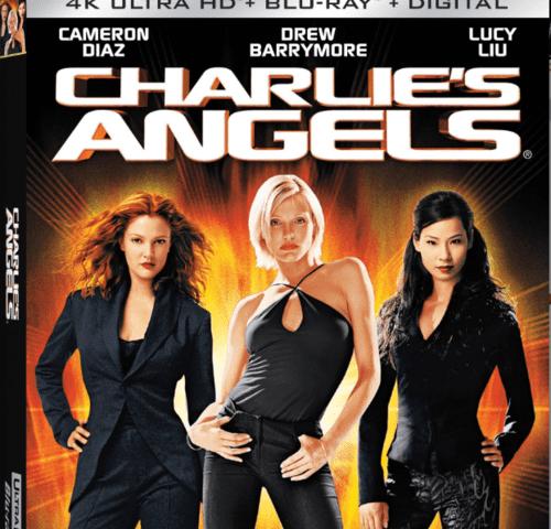 Charlies Angels 4K 2000 Ultra HD 2160p