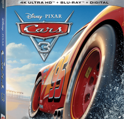 Cars 3 4K 2017 Ultra HD 2160p