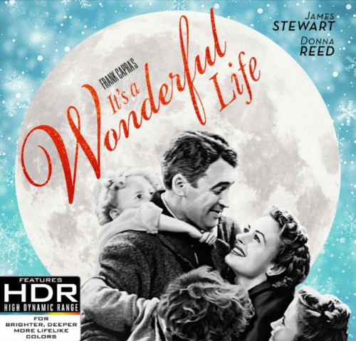 Its a Wonderful Life 4K 1946 Ultra HD 2160p
