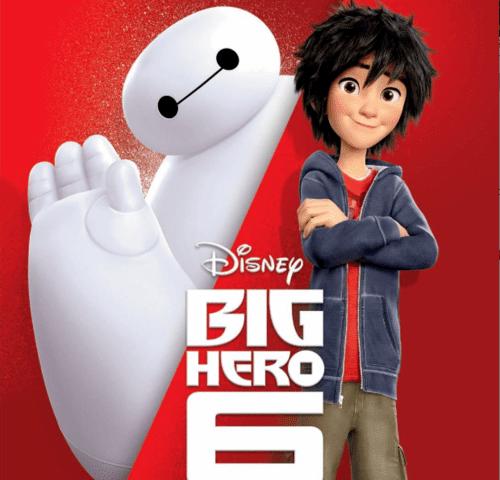 Big Hero 6 4K 2014 Ultra HD 2160p