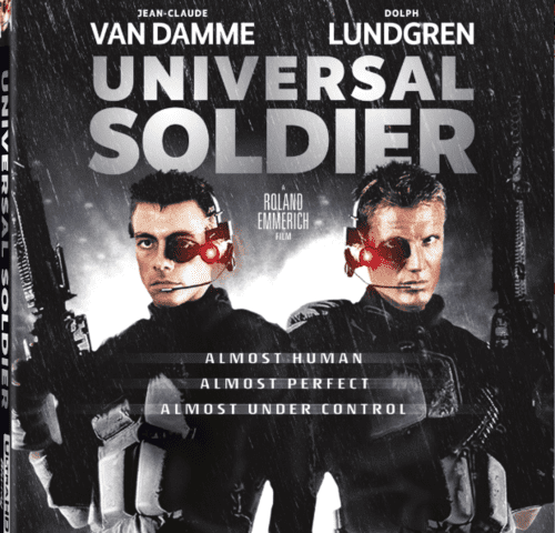 Universal Soldier 4K 1992 Ultra HD 2160p
