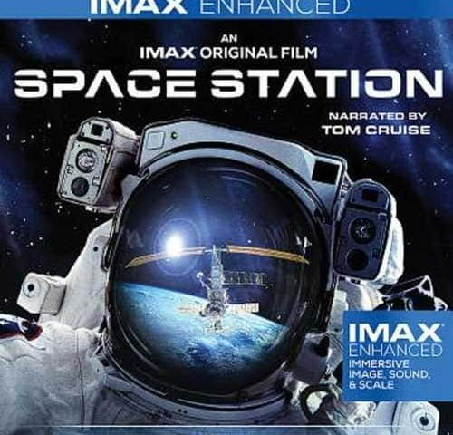 IMAX Space Station 4K 2002 DOCU Ultra HD 2160p