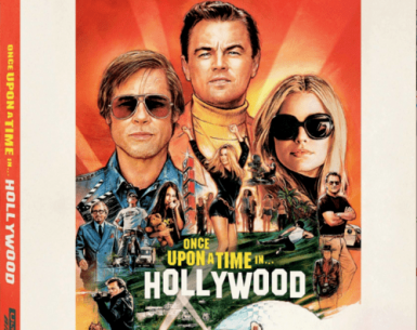 Once Upon a Time in Hollywood 4K 2019 Ultra HD 2160p