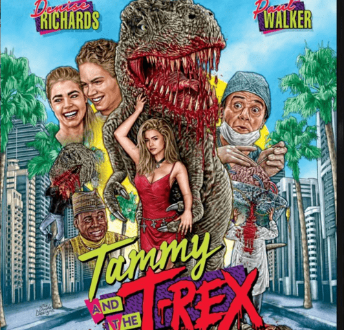 Tammy And The T-Rex 4K 1994 UNRATED Ultra HD 2160p