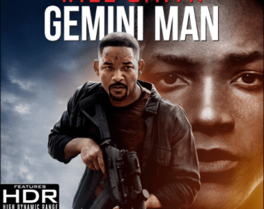 Gemini Man 4K 2019 Ultra HD 2160p