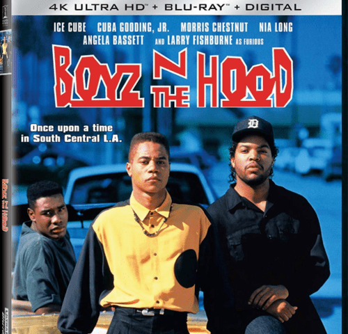 Boyz n the Hood 4K 1991 Ultra HD 2160p