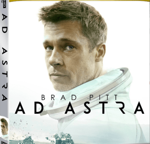 Ad Astra 4K 2019