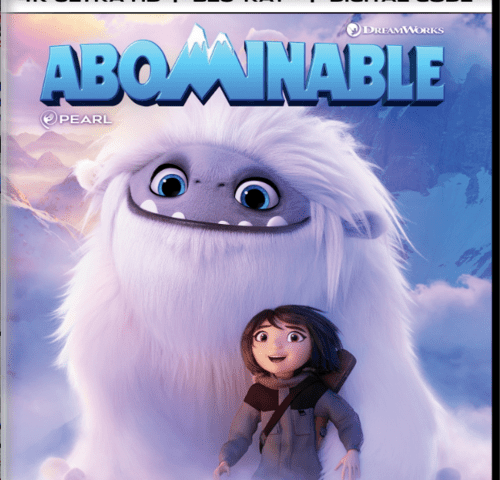 Abominable 4K 2019
