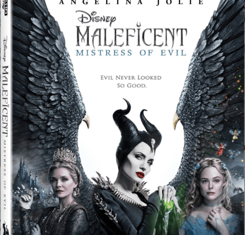 Maleficent Mistress Of Evil 4K 2019