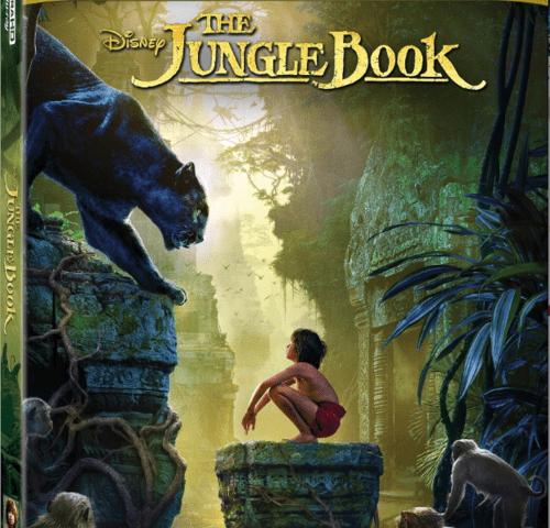 The Jungle Book 4K 2016