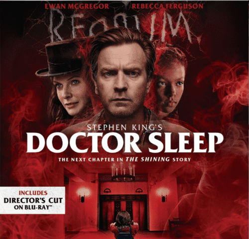 Doctor Sleep 4K 2019 THEATRICAL