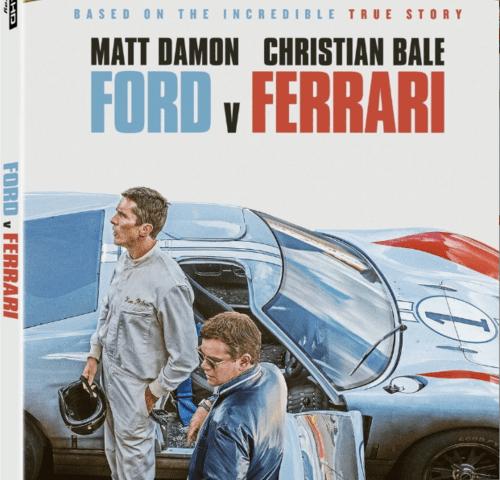 Ford v Ferrari 4K 2019