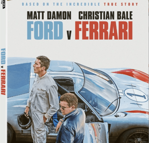 Ford v Ferrari 4K 2019 Ultra HD 2160p