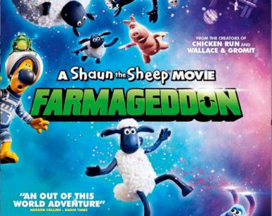 A Shaun the Sheep Movie Farmageddon 4K 2019