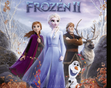 Frozen II 4K 2019 Ultra HD 2160p